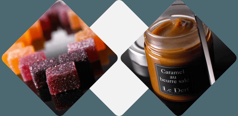 ETABLISSEMENT BRUNO LE DERF Chocolatier 44