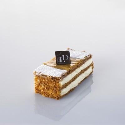 ETABLISSEMENT BRUNO LE DERF Chocolatier Rennes Mille Feuilles