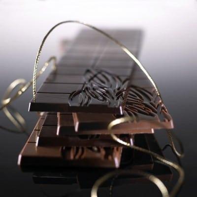 ETABLISSEMENT BRUNO LE DERF Chocolatier Rennes TABLETTE CHOCOLET ORIGINES