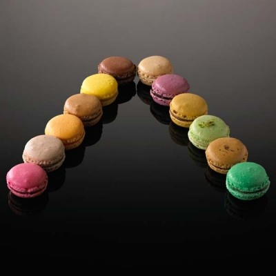 ETABLISSEMENT BRUNO LE DERF Chocolatier Rennes Macarons1