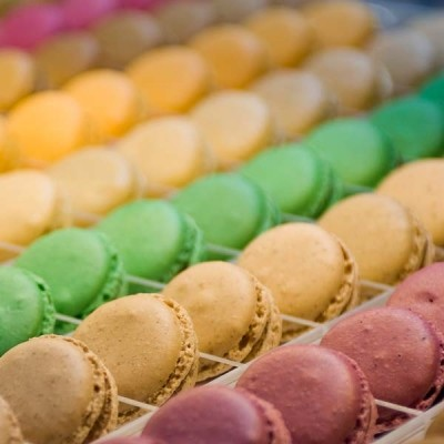 ETABLISSEMENT BRUNO LE DERF Chocolatier Rennes Macarons3