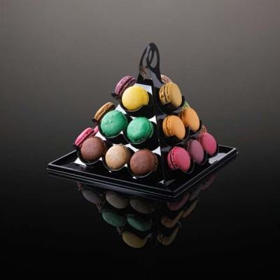 ETABLISSEMENT BRUNO LE DERF Chocolatier Rennes Pyramide Macarons
