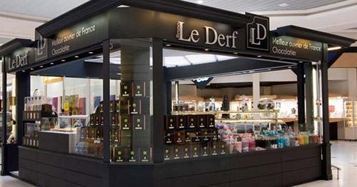 Etablissement Bruno Le Derf Chocolatier Rennes Chocolaterie Nantes