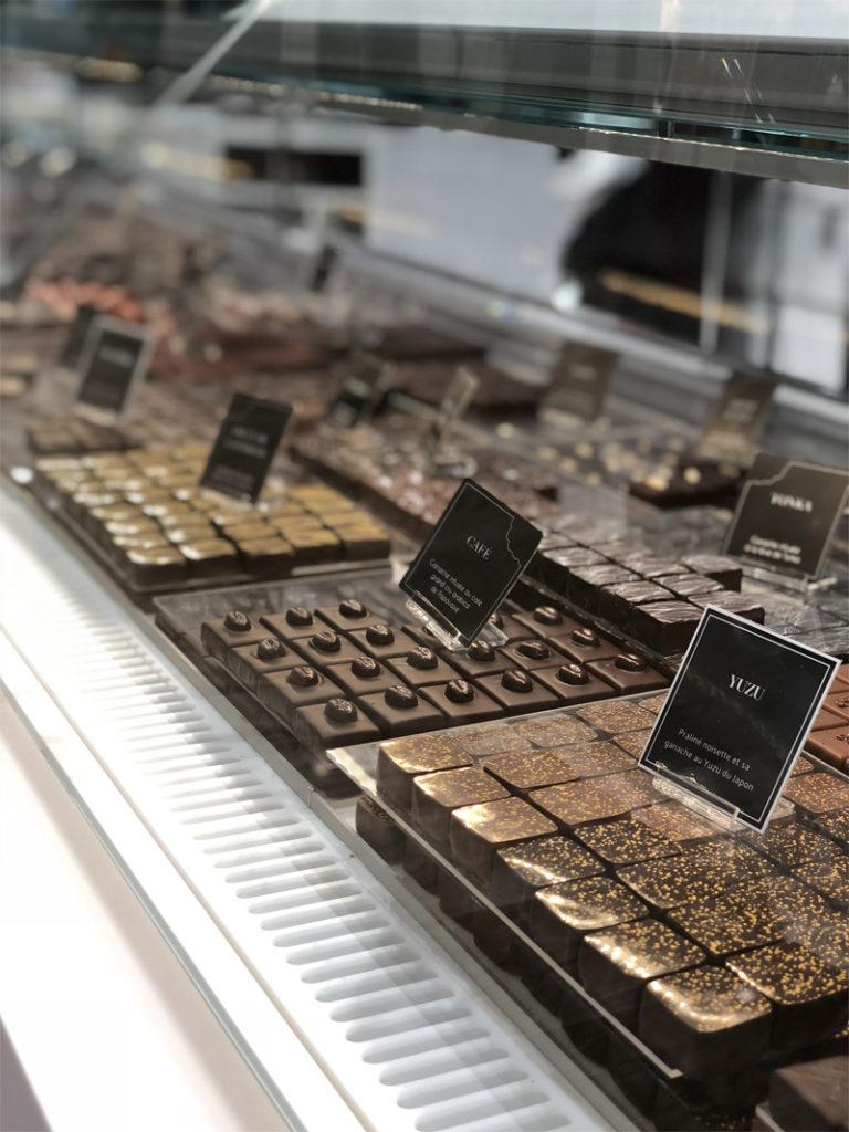 Etablissement Bruno Le Derf Chocolatier Rennes Aaa