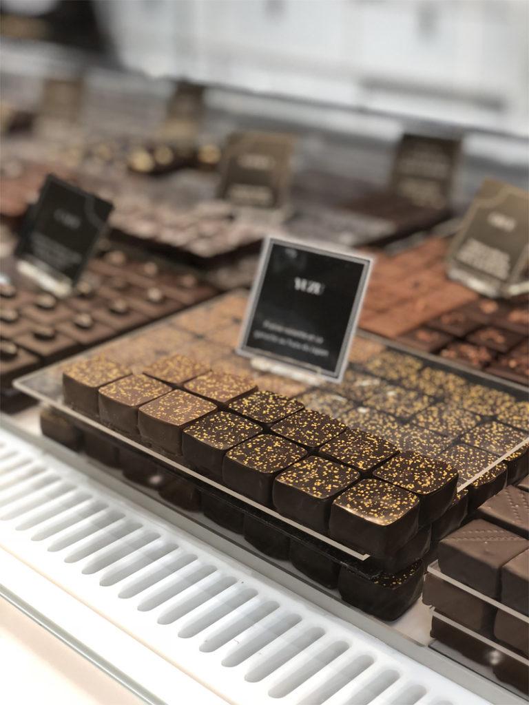 Etablissement Bruno Le Derf Chocolatier Rennes Aaaa