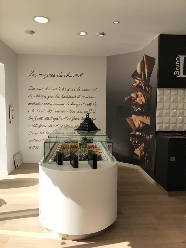 Etablissement Bruno Le Derf Chocolatier Rennes B
