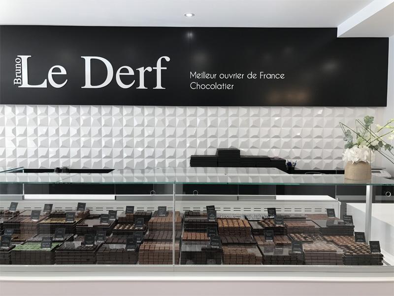 Etablissement Bruno Le Derf Chocolatier Rennes Dd