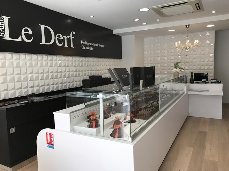 Etablissement Bruno Le Derf Chocolatier Rennes Ddddd
