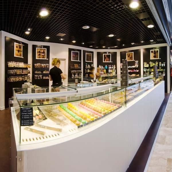 Etablissement Bruno Le Derf Chocolatier Rennes St Gregoire3