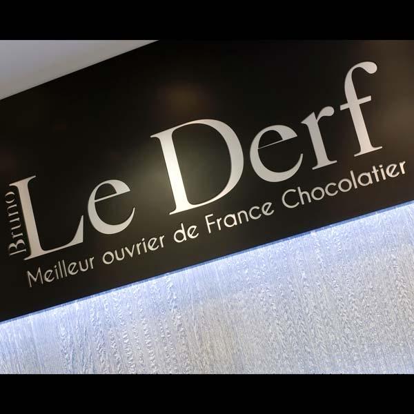 Etablissement Bruno Le Derf Chocolatier Rennes Vitre3
