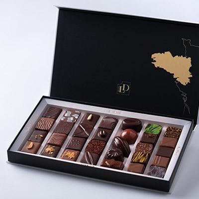 Etablissements Bruno Le Derf Chocolatier Rennes Boites De Chocolat