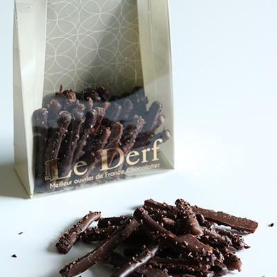 Etablissements Bruno Le Derf Chocolatier Rennes Orangettes Et Citronettes