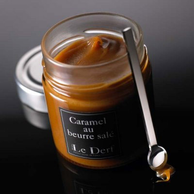 Etablissements Bruno Le Derf Chocolatier Rennes Pot De Caramel