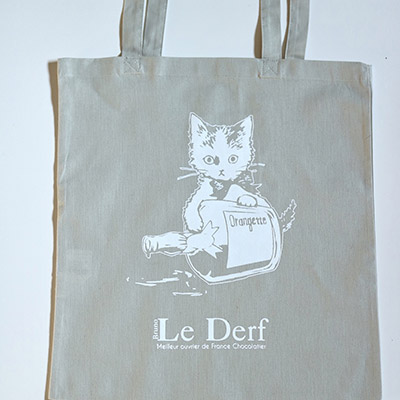 Etablissements Bruno Le Derf Chocolatier Rennes Sac Cotton