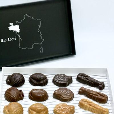 Etablissements Bruno Le Derf Chocolatier Rennes Produits